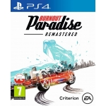 BURNOUT PARADISE REMASTERED * [PS4]