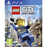 LEGO CITY TAJNY AGENT * [PS4]