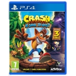CRASH BANDICOOT N SANE TRILOGY * ANG [PS4]