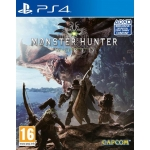 MONSTER HUNTER WORLD * PL [PS4]