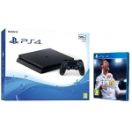 PLAYSTATION 4 SLIM 500GB + FIFA 18 PS4