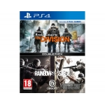 RAINBOW SIX SIEGE + THE DIVISION * [PS4]