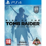 RISE OF THE TOMB RAIDER PL [PS4]