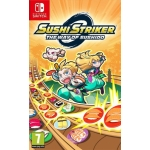 SUSHI STRIKER : THE WAY OF SUSHIDO * [SWITCH]