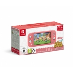 KONSOLA NINTENDO SWITCH LITE + ANIMAL CROSSING