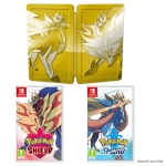 POKEMON SWORD & SHIELD DUAL PACK [SWITCH]