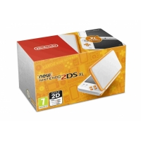 KONSOLA NINTENDO NEW 2DS XL +ŁAD.+4GB