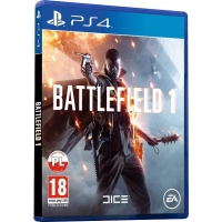 BATTLEFIELD 1 PL * [PS4]