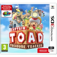 CAPTAIN TOAD TREASURE TRACKER * [3DS]