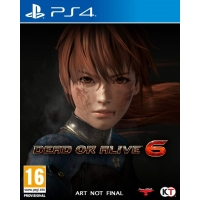 DEAD OR ALIVE 6 [PS4] 15.02.2019