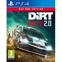 DIRT RALLY 2.0 [PS4] 26.02.2019