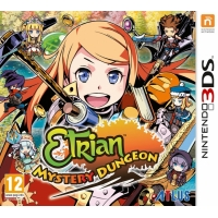 ETRIAN MYSTERY DUNGEON [3DS]