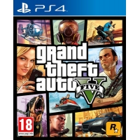 GTA V * GRAND THEFT AUTO 5 PL * [PS4]