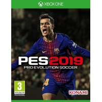 PRO EVOLUTION SOCCER / PES 19 * [XBOX ONE] 28.08.2018