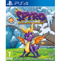 SPYRO REIGNITED TRILOGY * [PS4]