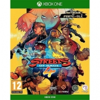 STREETS OF RAGE 4 [XBOX ONE]