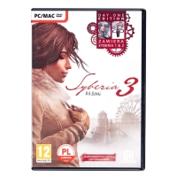 SYBERIA 3 DAY ONE EDITION + SYBERIA 1 i 2 [PC] PL