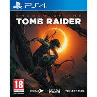 SHADOW OF THE TOMB RAIDER PL [PS4]