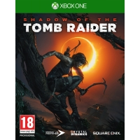 SHADOW OF THE TOMB RAIDER * PL [XBOX ONE]