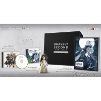 BRAVELY SECOND END LAYER LIMITED EDITION * [3DS]