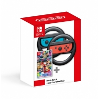 MARIO KART 8 DELUXE + JOY-CON WHEEL PAIR * [SWITCH]