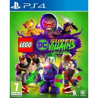 LEGO DC SUPER VILLAINS [PS4] PL