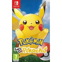 POKEMON LET'S GO PIKACHU! [SWITCH]