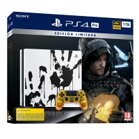 KONSOLA PLAYSTATION 4 PRO DEATH STRANDING EDITION ( BEZ GRY ) [PS4]