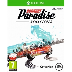 BURNOUT PARADISE REMASTERED PL * [XONE]