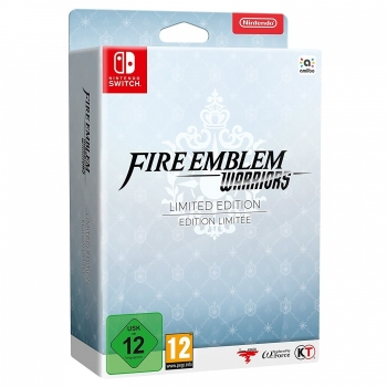 FIRE EMBLEM WARRIORS LIMITED EDITION * [SWITCH]
