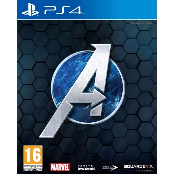 MARVEL'S AVENGERS [PS4] 04.09.2020