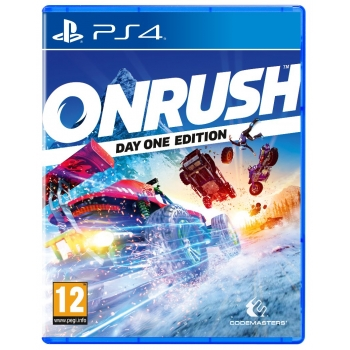 ONRUSH DAY ONE EDITION * [PS4]