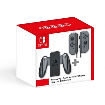 JOY-CON CHARGING GRIP + JOY-CON * [SWITCH]