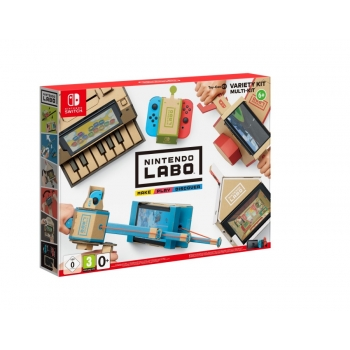 NINTENDO LABO VARIETY KIT [SWITCH]