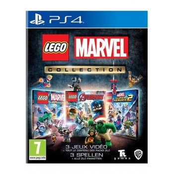 LEGO MARVEL COLLECTION [PS4] PL