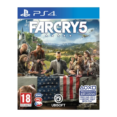 FAR CRY 5 PL * [PS4]