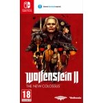 WOLFENSTEIN II THE NEW COLOSSUS * [SWITCH]