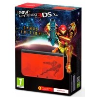 NEW NINTENDO 3DS XL SAMUS EDITION (METROID)