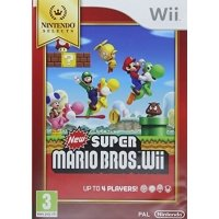 NEW SUPER MARIO BROS WII [WII]
