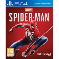 MARVEL SPIDER-MAN [PS4] PL