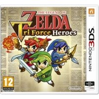THE LEGEND OF ZELDA: TRI FORCE HEROES * [3DS]