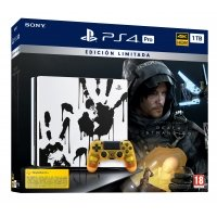 KONSOLA PLAYSTATION 4 PRO DEATH STRANDING EDITION + GRA  [PS4]