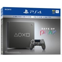 PLAYSTATION 4 SLIM 1TB LIMITED EDITION DAYS OF PLAY [PS4]